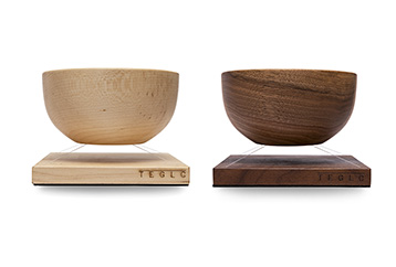 Levitating bowl 1